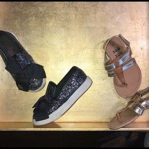 2 pair of girls sz 6 shoes JoJoSiwa Zoe & Zac 🎀